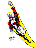 Alpha Flight's Guardian, Canadian Superhero by TADASHI-STATION
