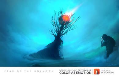 Fear of the Unknown by Daniel-Aubert