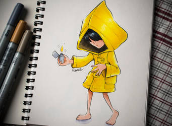 Little Nightmares by Fouad-z