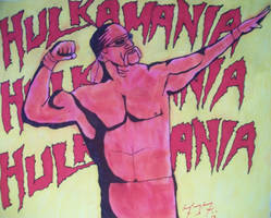 Hulkamania, Brother by ShatterTheSky96