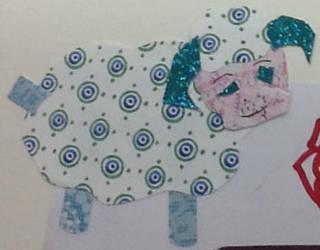 The little lamb by heartofthewarrior13