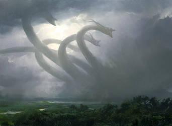 Hydra by Crimsonkiwi