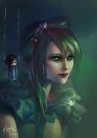 Little Fairy by HRFleur