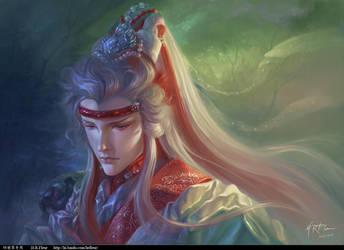 Huang-Quan by HRFleur