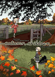 Autumn Children by pellaeon