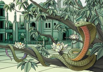 Lotus Cobra by pellaeon