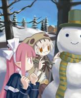 Wizards of Winter by pellaeon