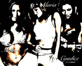 Maria Candice by Edgar-Chan