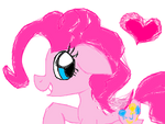 Pinkie art for KiKixxo by KikiRDCZ