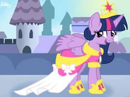 MLP: Princess of Destiny by KikiRDCZ