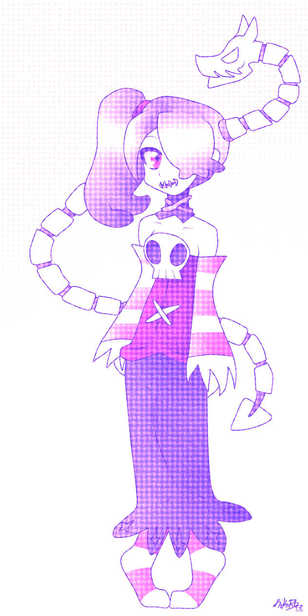 SG: Squigly (2) by KikiRDCZ