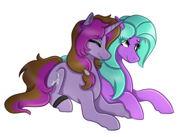 Art trade: Symphonyandfriends by KikiRDCZ