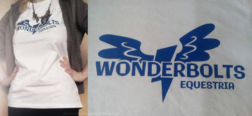 Wonderbolts T-shirt by KikiRDCZ