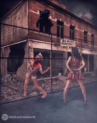 DEADLAND MASSACRE by monsterz-arts