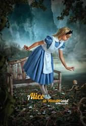 Alice In Wonderland by monsterz-arts