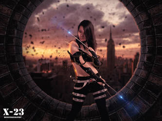 Marvell X-23 by monsterz-arts