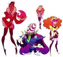 Powerpuff Girls Doodledump-10 by Busterella
