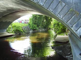 Under the bridge by Ganox