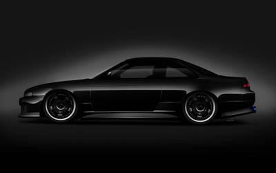 Nissan Silvia S14 by Wrofee