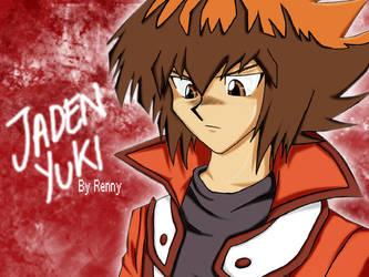 Jaden - Judai Yuki by Renny08