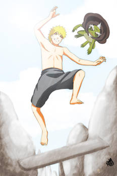 Naruto - Learning SM Finished by Renny08