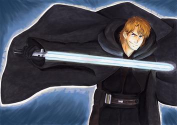 Anakin Skywalker again... by Renny08