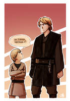 SW - You screwed everything up by Renny08