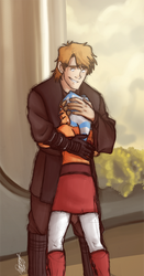 SW - Brotherly Hug by Renny08
