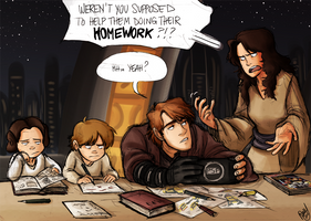SW - Homework by Renny08
