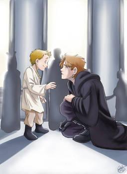 Star Wars - Forgiveness by Renny08