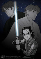 Star Wars - May the 4th Be With You by Renny08