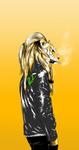 July 22 - Feline Man (30 Day Challenge) by DannyJarratt
