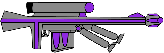 KG-32 Sniper Rifle Infantry by justinglowala66