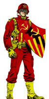 Captain USSR by koromaru-kun