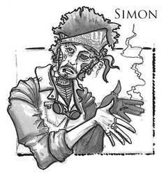 SR Mugshot : omniSIMONce by Sebbythefreak