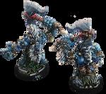 Trollkin Rok, Heavy Warbeast by Sebbythefreak
