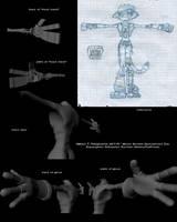 WIP-Bioniczombiespacepirate by Sebbythefreak