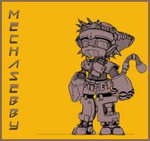 MechaSebby by Sebbythefreak