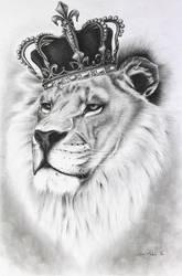 The lion king by SabinasArts