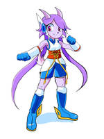 Fp2 lilac by Gamesgb
