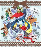 Merry Christmas by ChikoritaMoon