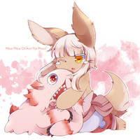 Nanachi - Mitty by ChikoritaMoon