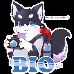[Badge Commission] Bio by ChikoritaMoon