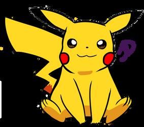 Pikachu by Jed6669