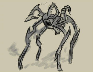 5Min Sketch #2 by gaaraofthehiddinsand