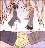 Spiral: goodbye by InuKo15
