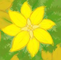 Forest Flower by dominicthegreen