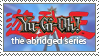 The Abridged Series Stamp by Wing-Wing-Senri