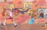 Run Run Run by Hyper-Stan