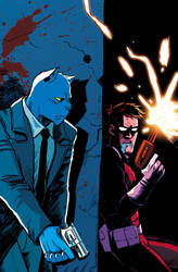 Spencer and Locke cover #3 by Jasen-Smith